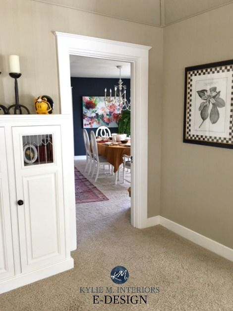 The 6 Best Benjamin Moore Neutral Paint Colours Beige And Tan Kylie M Interiors Tan Living Room Living Room Colors Beige Carpet Living Room