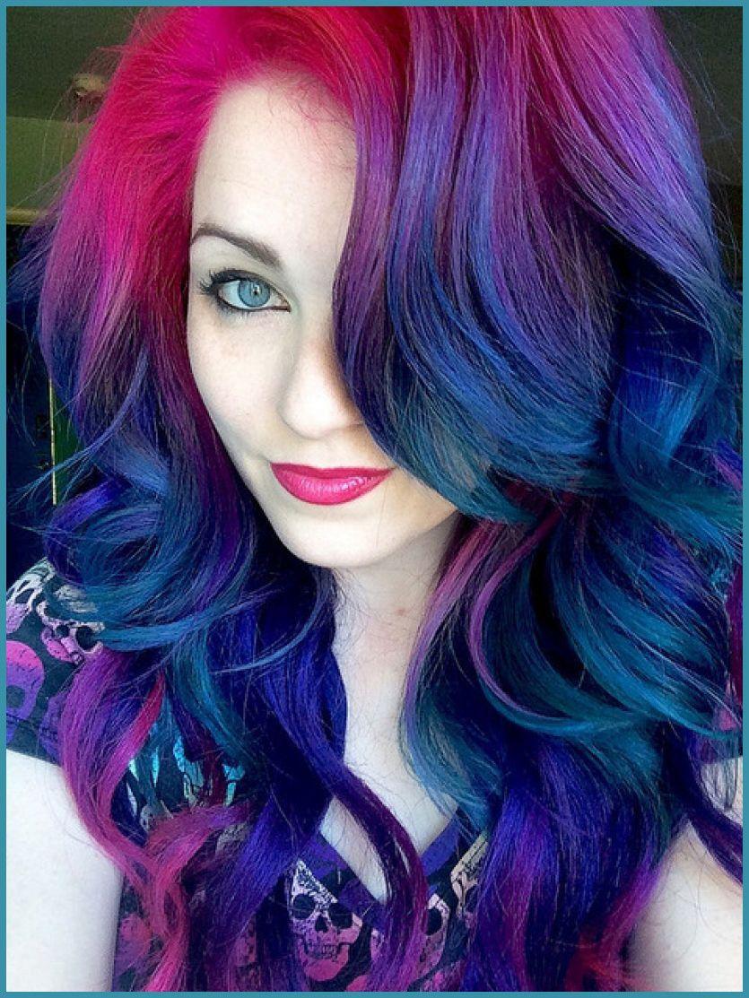 Rainbow Hair Color 474164 Ursula S Rainbow Tutorials