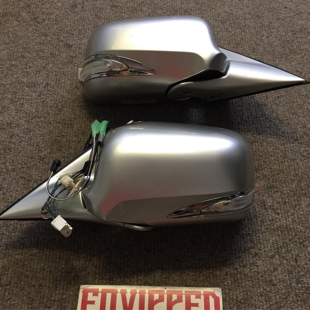 mulpix Used LED mirrors cover 280+shipping+PayPal fees