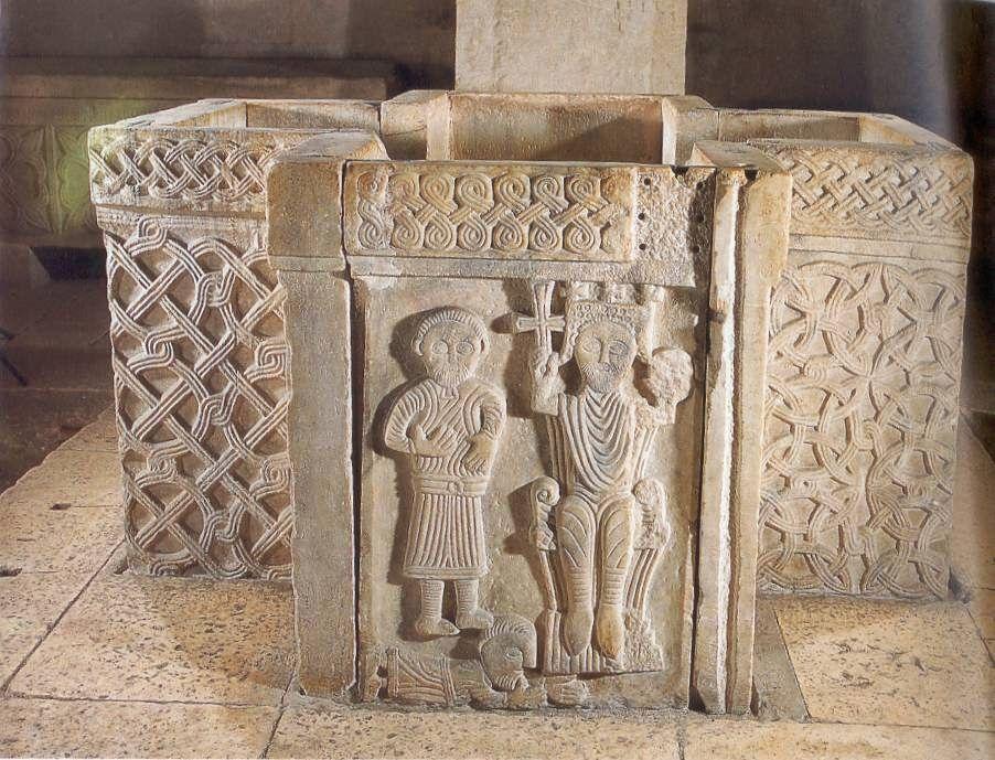 31.246.1631.00428.32170.7624 Krstionica Krunidbena crkva sv. Petra i Mojsija, Solin