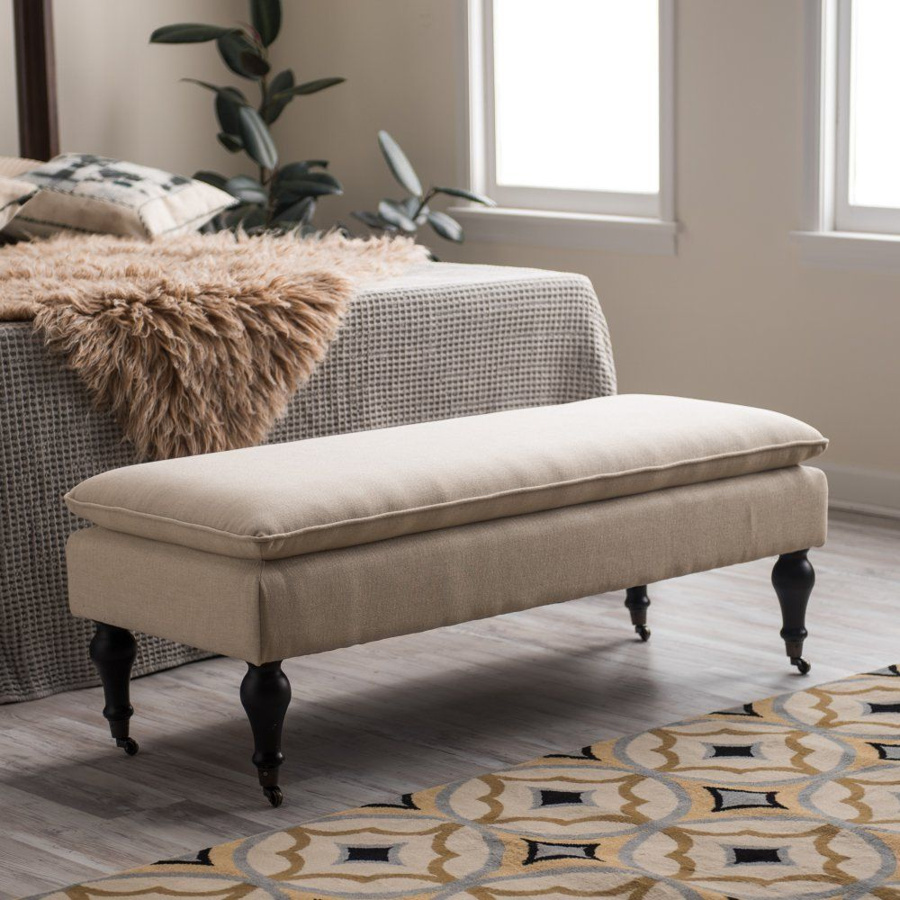 how to upholster a bench lid
