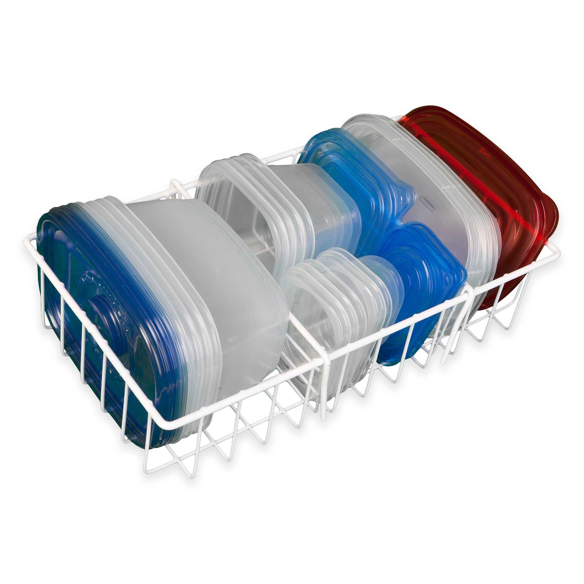 tupperware organizer 15 bed bath and beyond food storage organization kitchen on kitchen organization tupperware id=54358