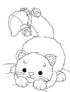 Top 30 Free Printable Cat Coloring Pages For Kids Cat Coloring Page Animal Coloring Pages Christmas Coloring Pages