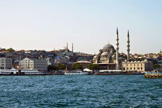 Istanbul - mathess/Getty Images