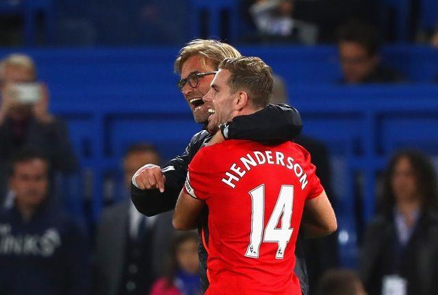 Jurgen Klopp On Jordan Henderson S Screamer Against Chelsea I Never Shot One Like This Pretty Good Liverpool Players Liverpool Premier League
