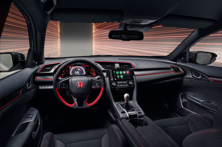 10 Things You Didn T Know About The 2022 Honda Civic Type R In 2020 Honda Civic Type R Honda Civic Honda