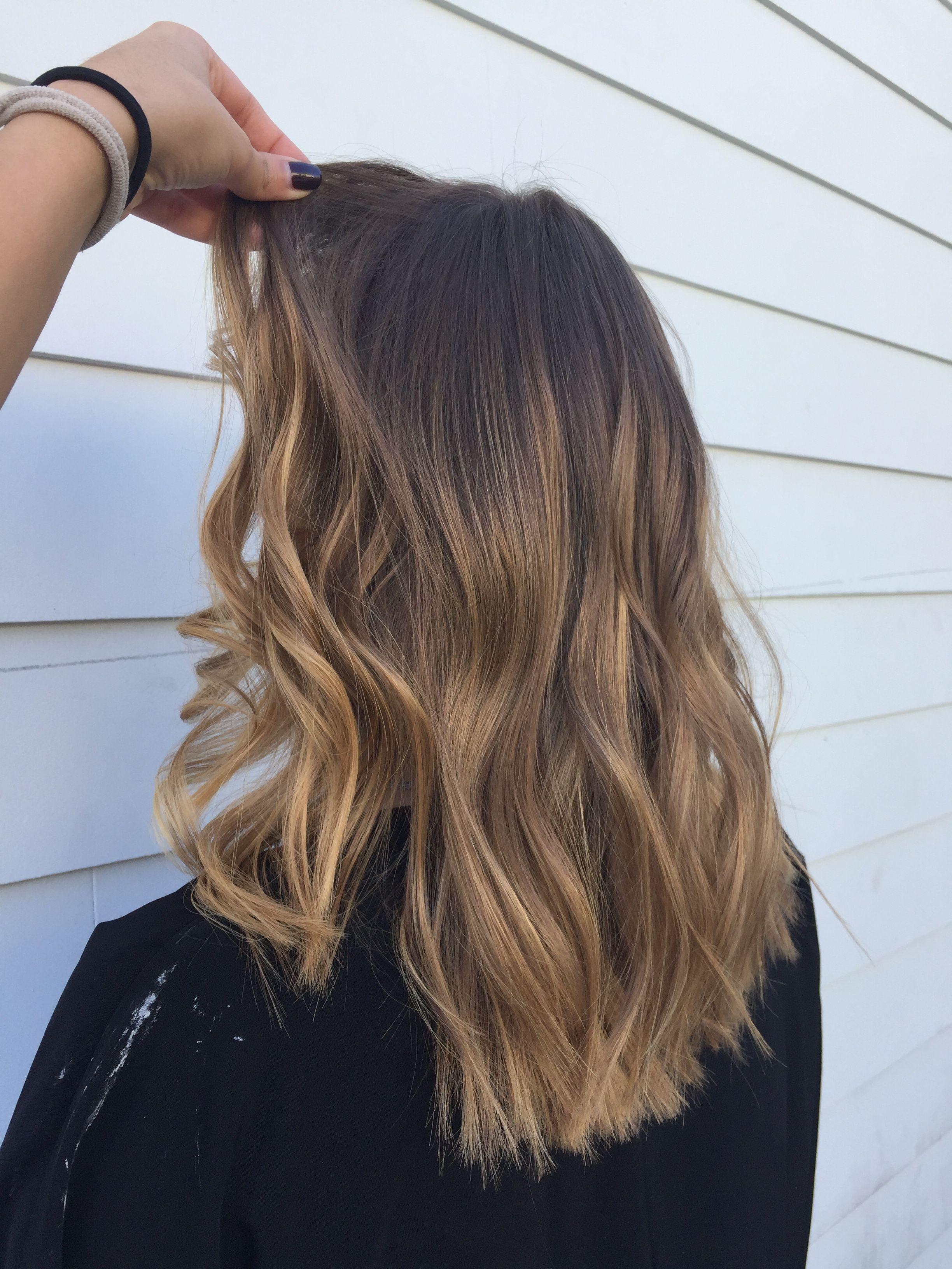 Pinterest Gaelynhoran Hair Color Flamboyage Hair Styles Brunette Hair Color
