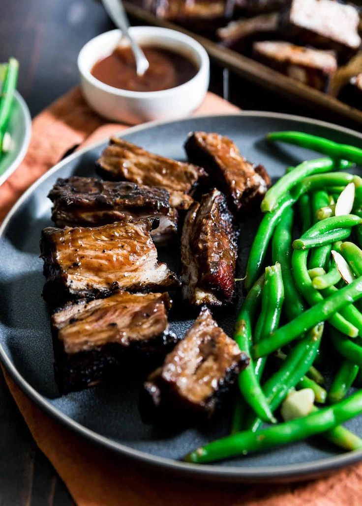 Photo of Lamb Ribs – Easy Grilled BBQ Lamb Riblets Recipe –  These lamb ribs are the easi…