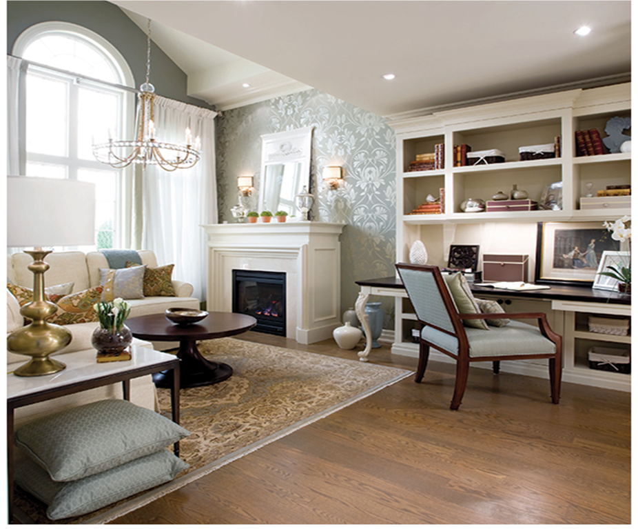 Candice olson designed room for the home pinterest - Living room makeovers by candice olson ...
