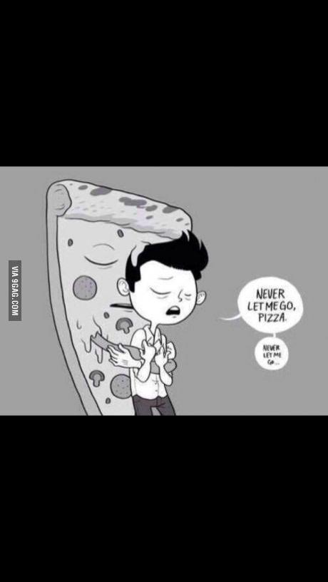 True love of my life. pizza.