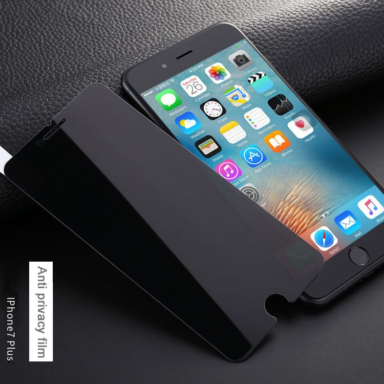 For iPhone 6 Anti Spy Tempered Glass, Mobile Phone Anti