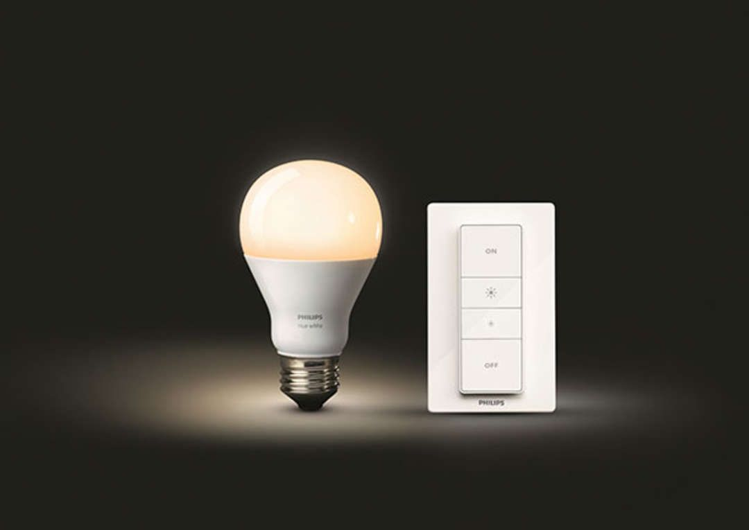 Hallway lighting no outlet  Wireless Dimming Made Easy Philips Launches InstallationFree Kit