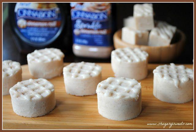 Cinnabon Fudge - Shugary Sweets