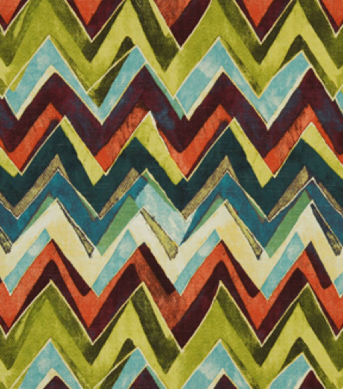 Robert Allen @ Home Print Fabric-Color Field Leaf | Modern ...