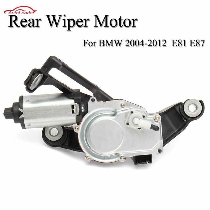 48 99 Watch More Here Car Black Rear Wiper Motor For Bmw 1
