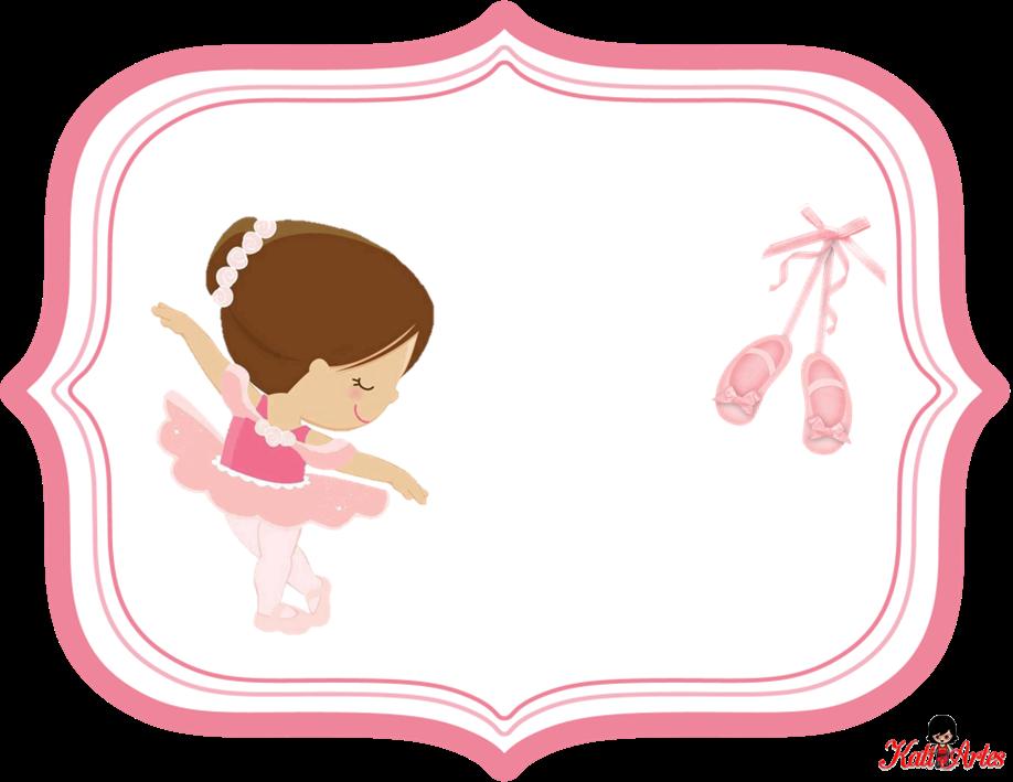 Kit para Fiestas de Ballet para imprimir gratis. | nn | Pinterest ...