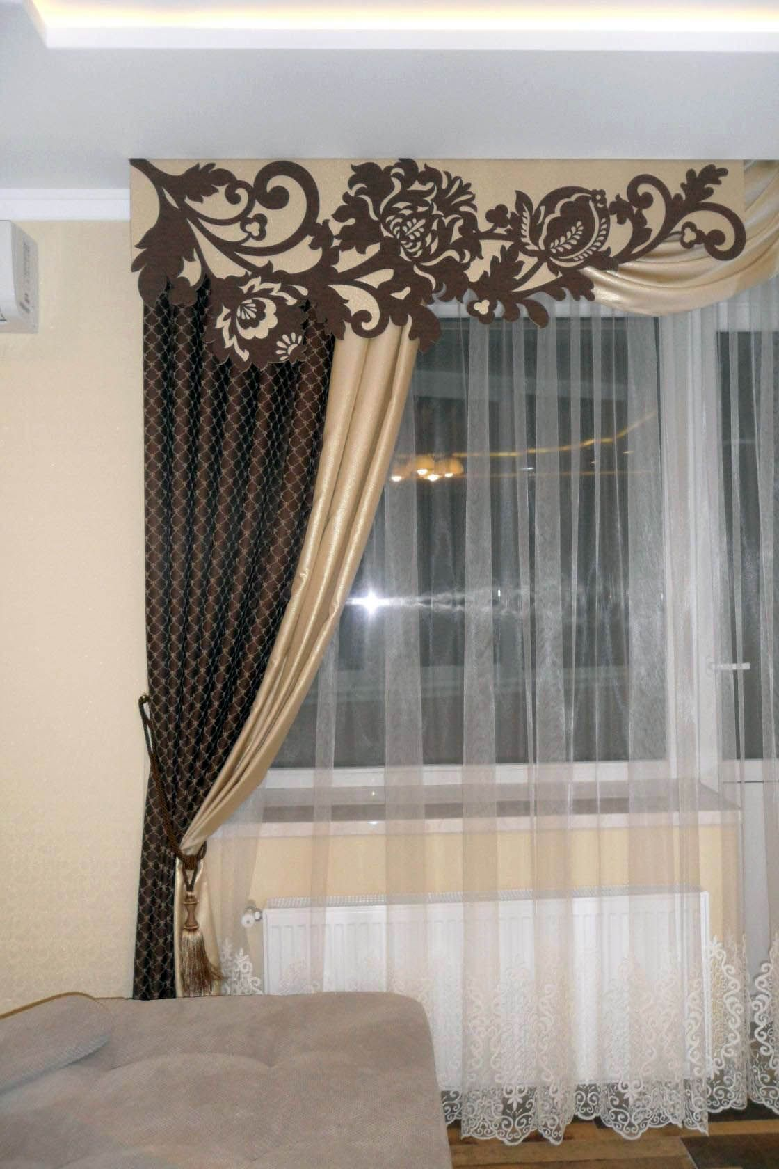 New Ideas For Bedroom Curtains Exclusive On Neuronhome Com