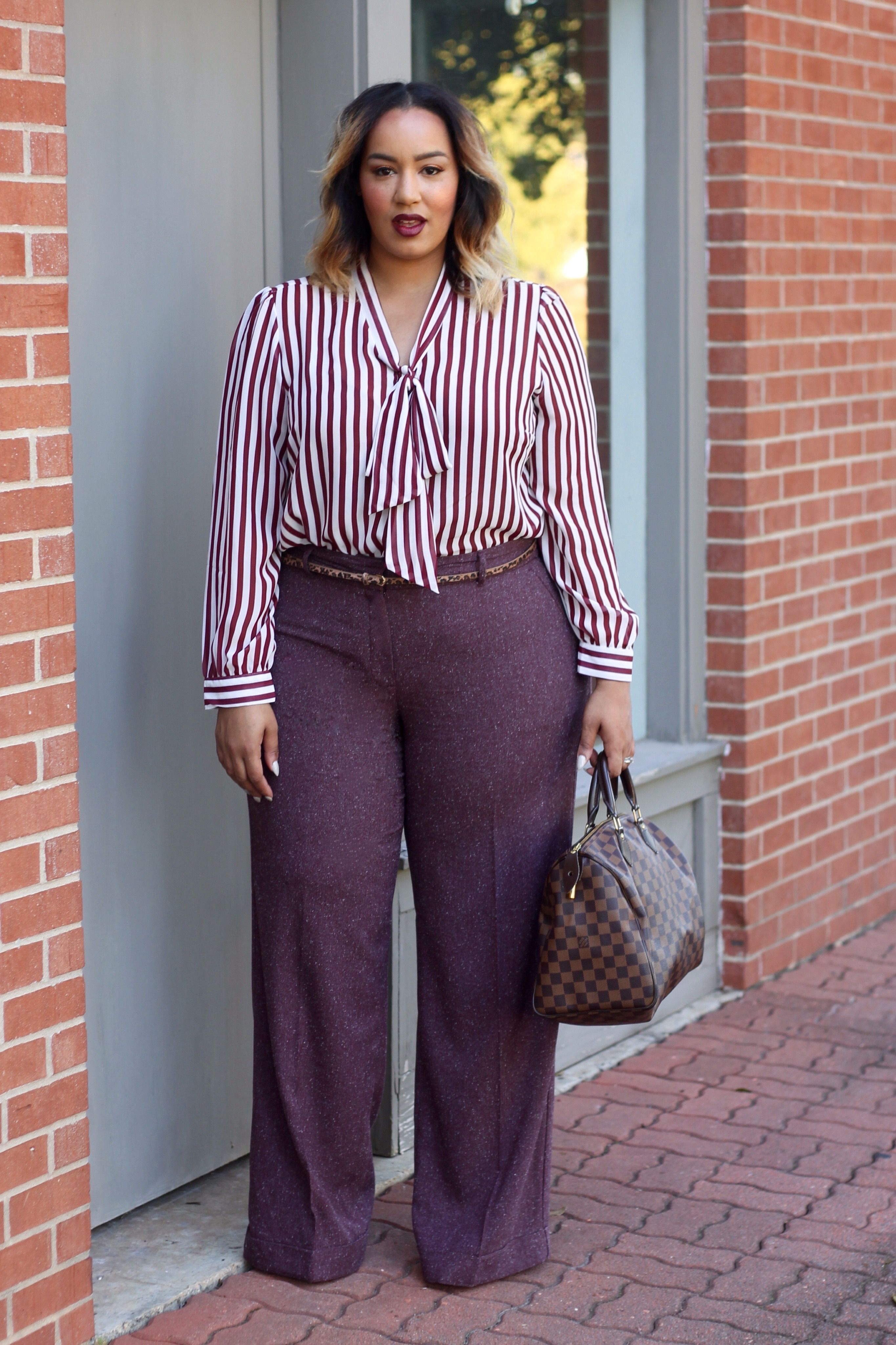 plus size fashion for women - plus size work outfit | fashion for