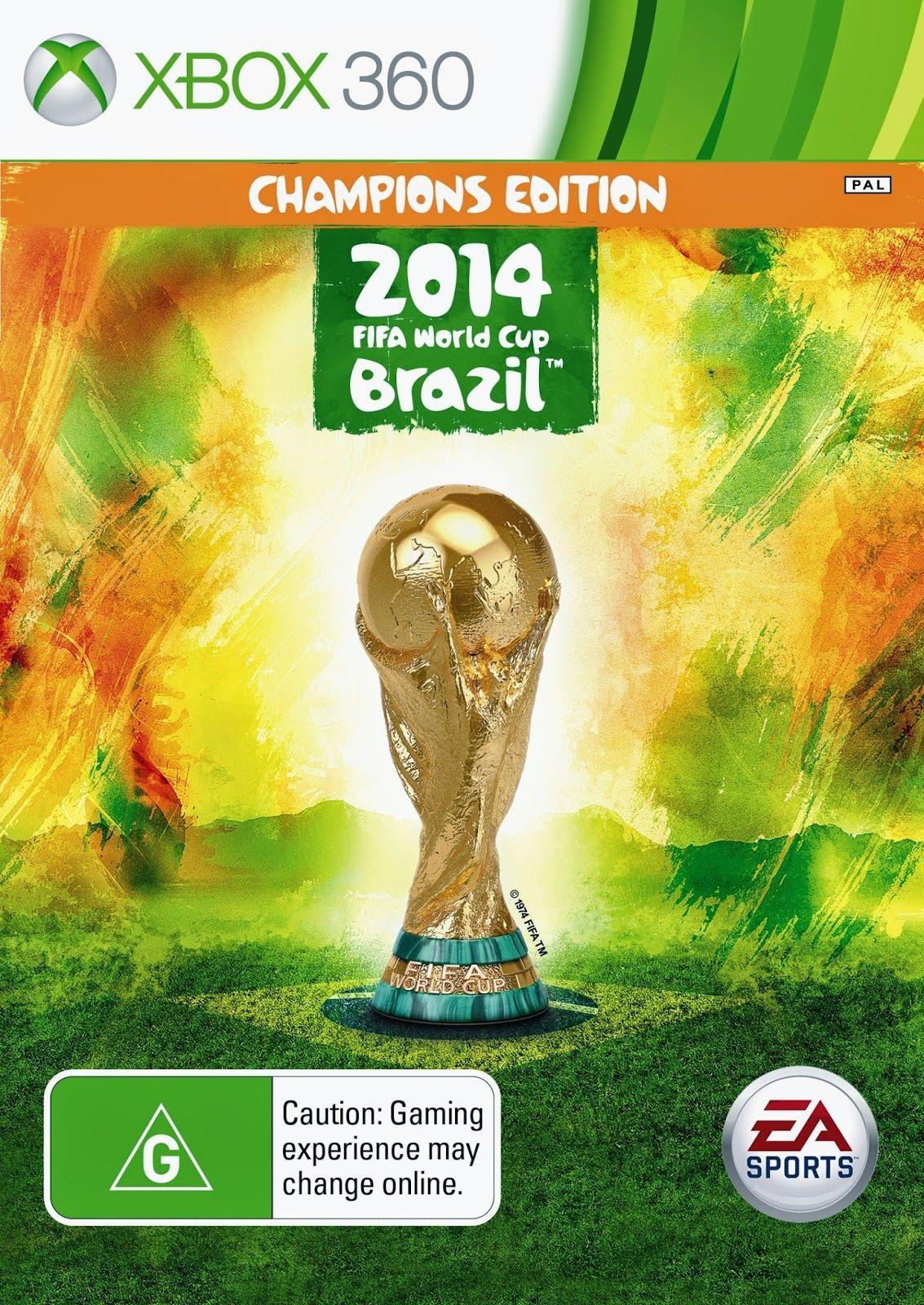 Xbox 360 Video Juegos A La Venta Para Distribuidores Tiendas Y Mayoristas Estamos Aqui Para Servir A Todas Sus Nece Fifa 2014 World Cup Ea Sports Fifa Fifa