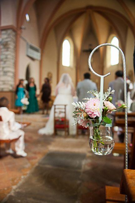 Mariage: Joli mariage vintage & shabby chic