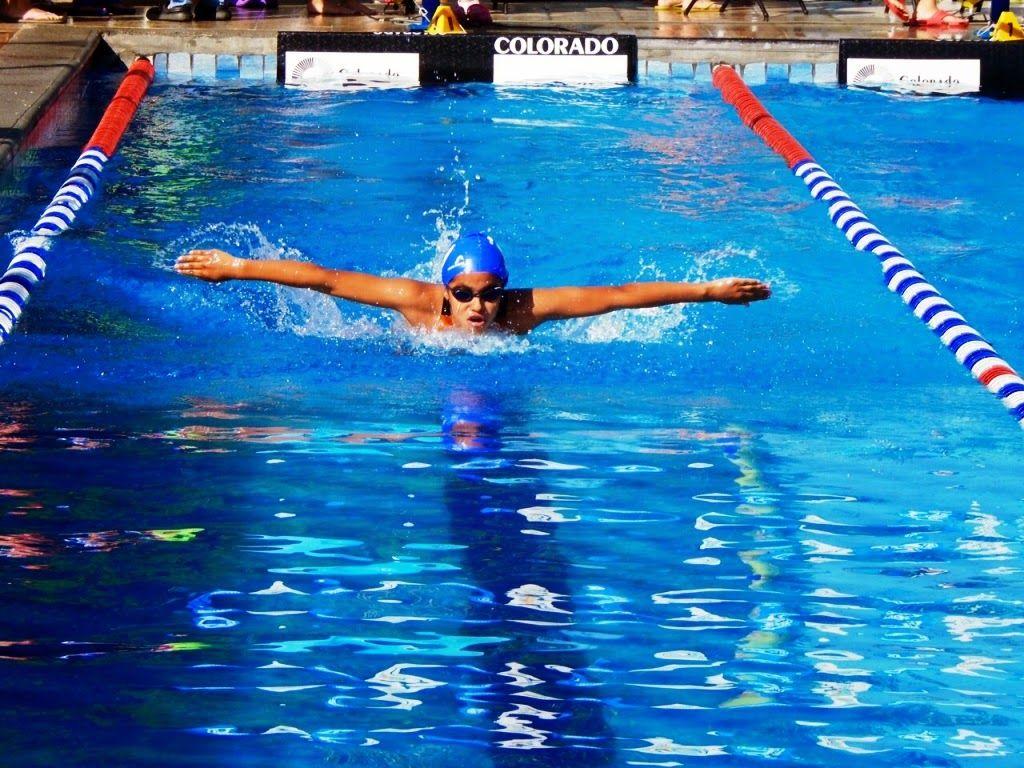 Jimena Mújica obtiene record nacional y oro en la ON2015 ~ Ags Sports
