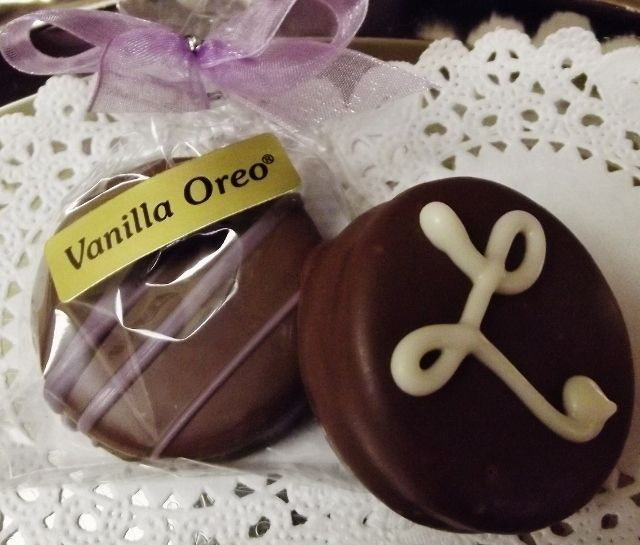 chocolate covered oreo favors | Chocolate Covered OREO® - Favor