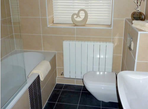 Gallery One  Tiling Ideas For A Small Bathroom