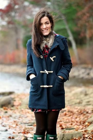7cfc42349b09f 50 Stylish Winter Outfits Worth Copying | Preppy | Winter outfits ...