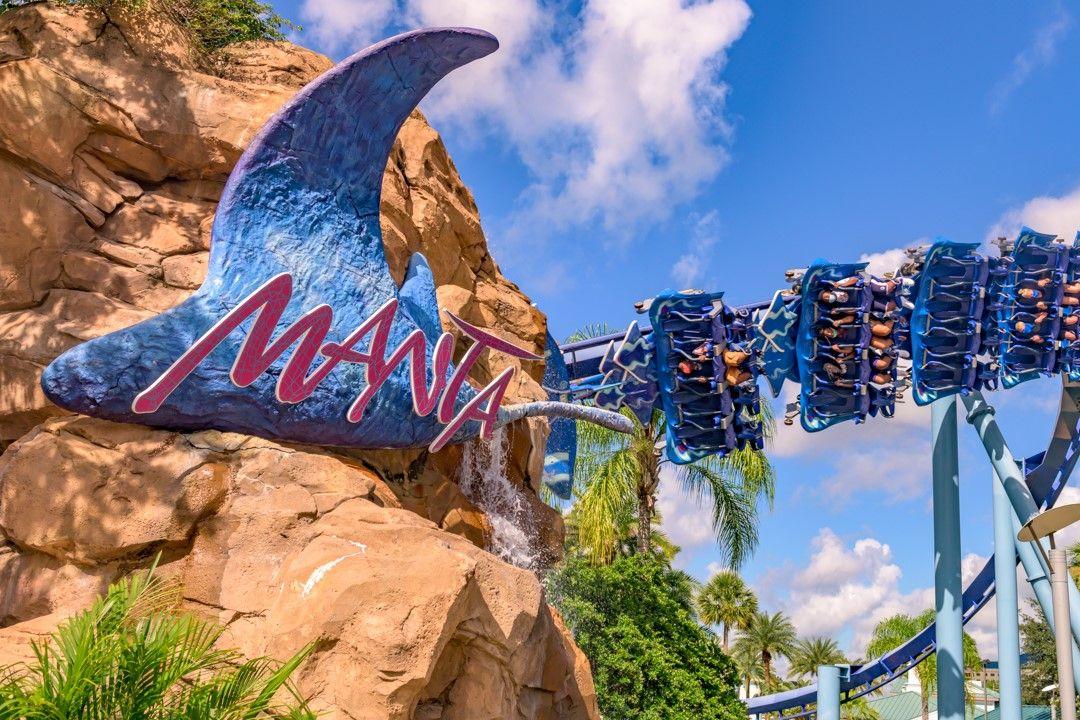Thrills Views Fun Orlando Resorts Seaworld Orlando Park Resorts
