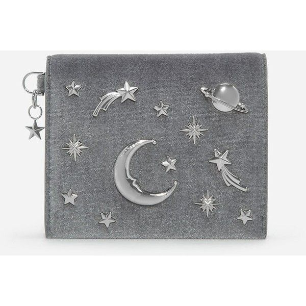 Womens Galaxy Solar System Star Pattern Long Wallet /& Purse Case Card Holder