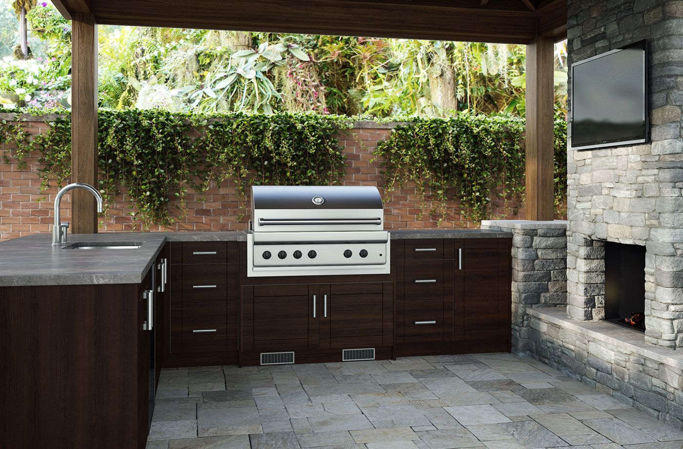 Costco Weatherstrong Outdoor Cabinetry Kitchen