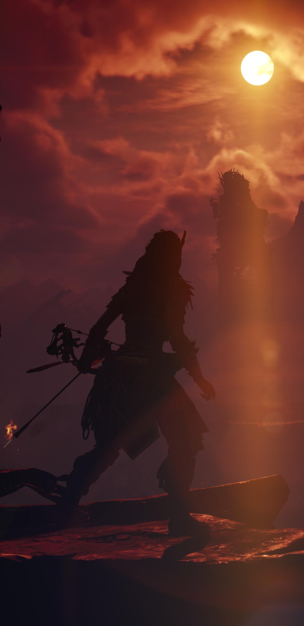 Horizon: Zero Dawn but it's Mordor (S8)