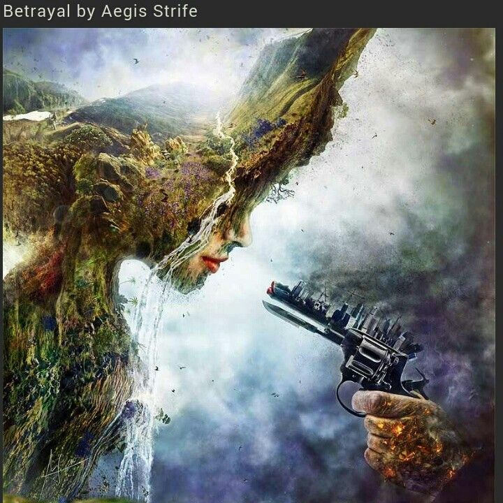 Gaia VS industrialised systems