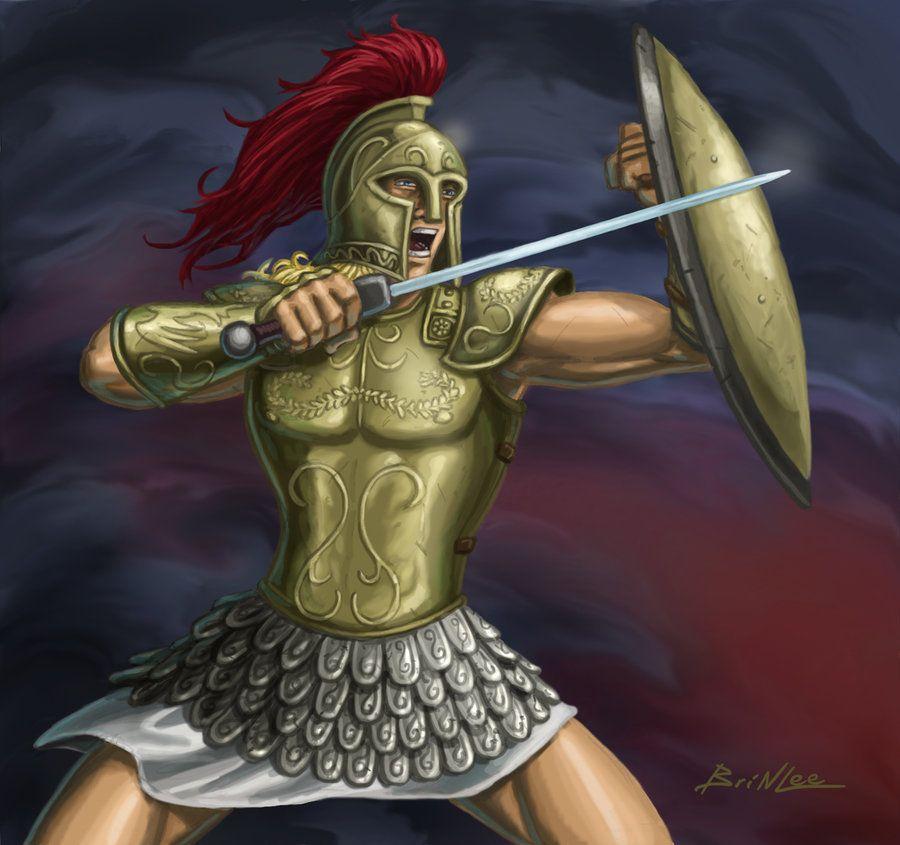 Картинки греческих героев