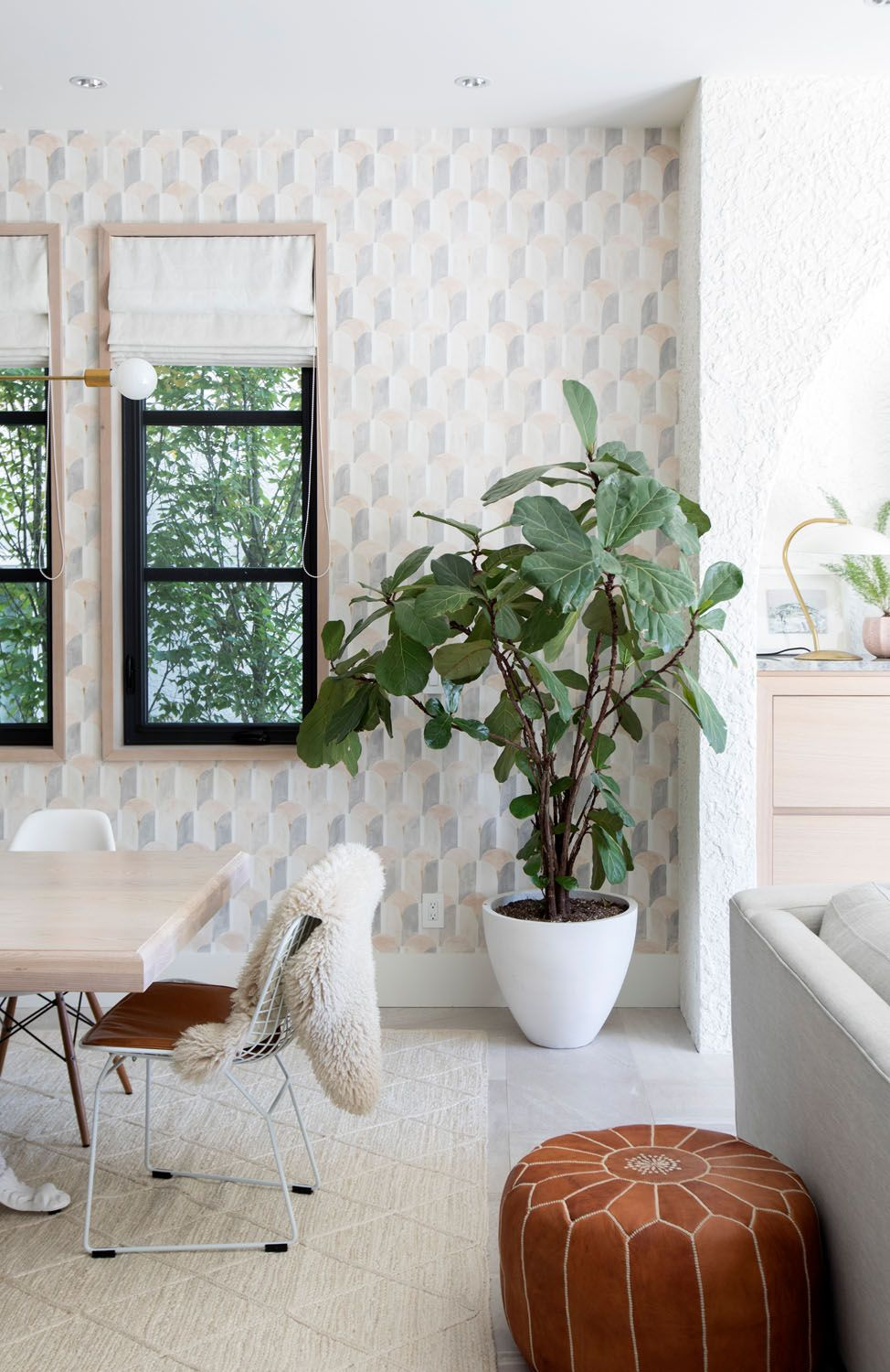 Trend From The Issue Statement Walls Rue Statement Walls Living Room Minimalist Home Decor Statement Wall