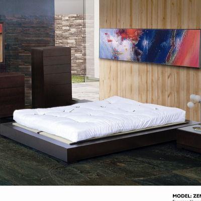 Hokku Designs Zen Platform Bed Bedroom ideas