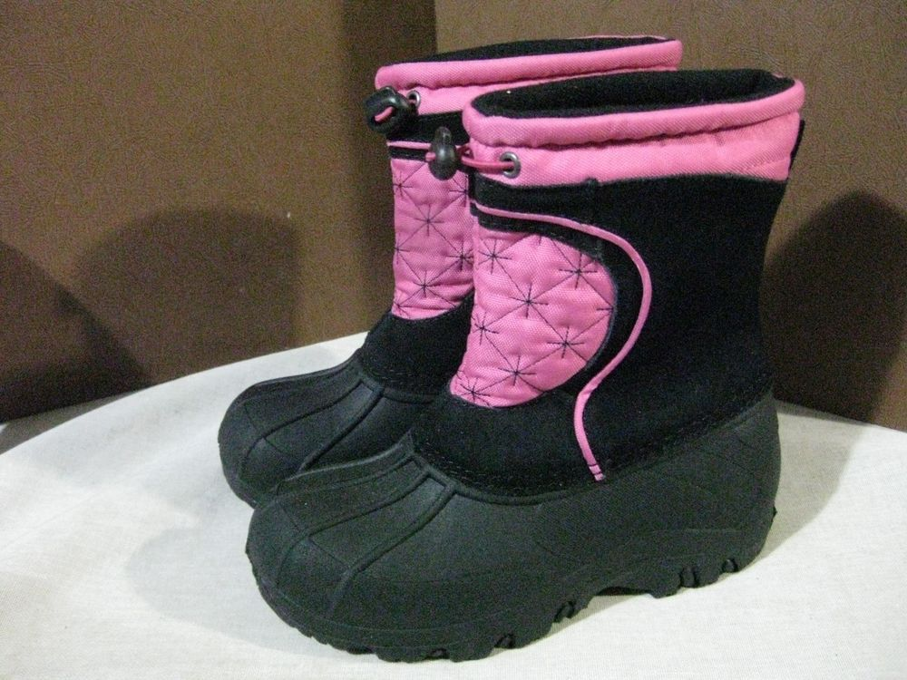Girl's Winter Boots Youth Size 2 M