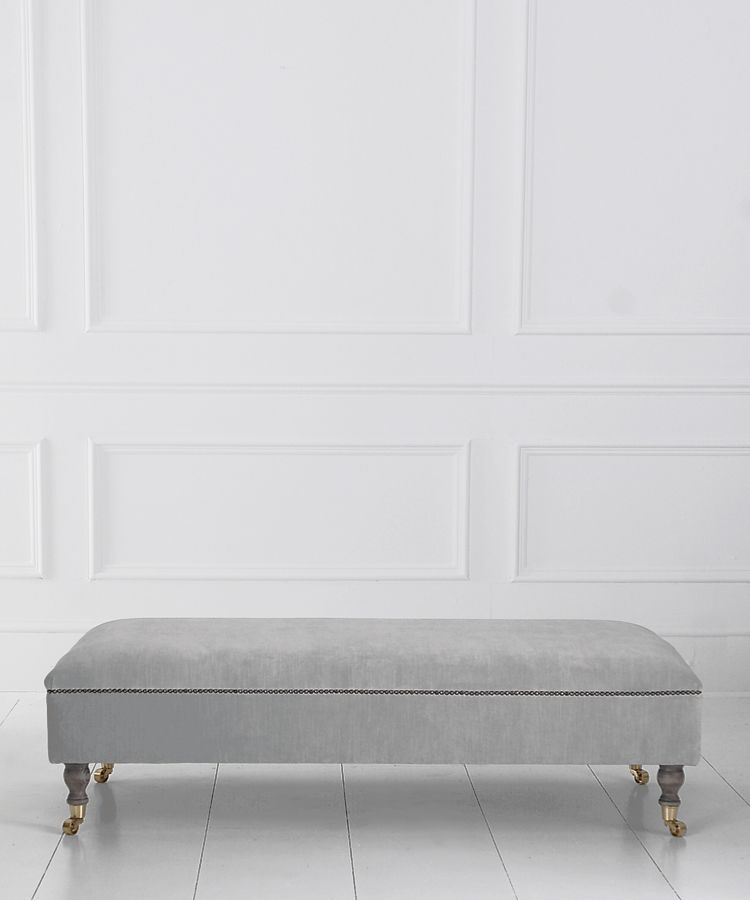 Best 25 Upholstered Footstool Ideas On Pinterest Footstool Coffee Table Upholstered Ottoman