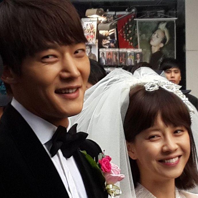 bts video of choi jin hyuk amp song ji hyo�s runaway wedding