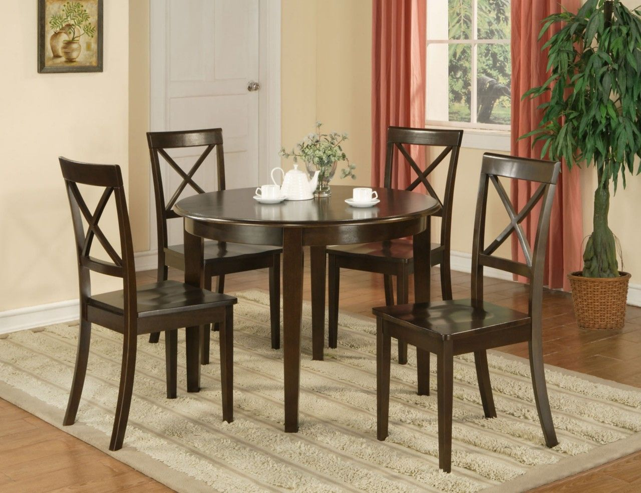100 Round Kitchen Tables For 4 Small Kitchen Remodel Ideas On A Budget Check More At Round Dining Table Sets Round Kitchen Table Set Kitchen Table Settings