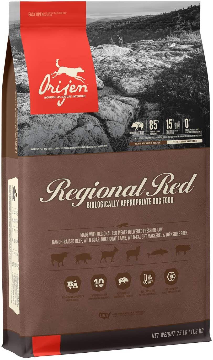 ORIJEN HighProtein, GrainFree, Premium Quality Meat, Dry