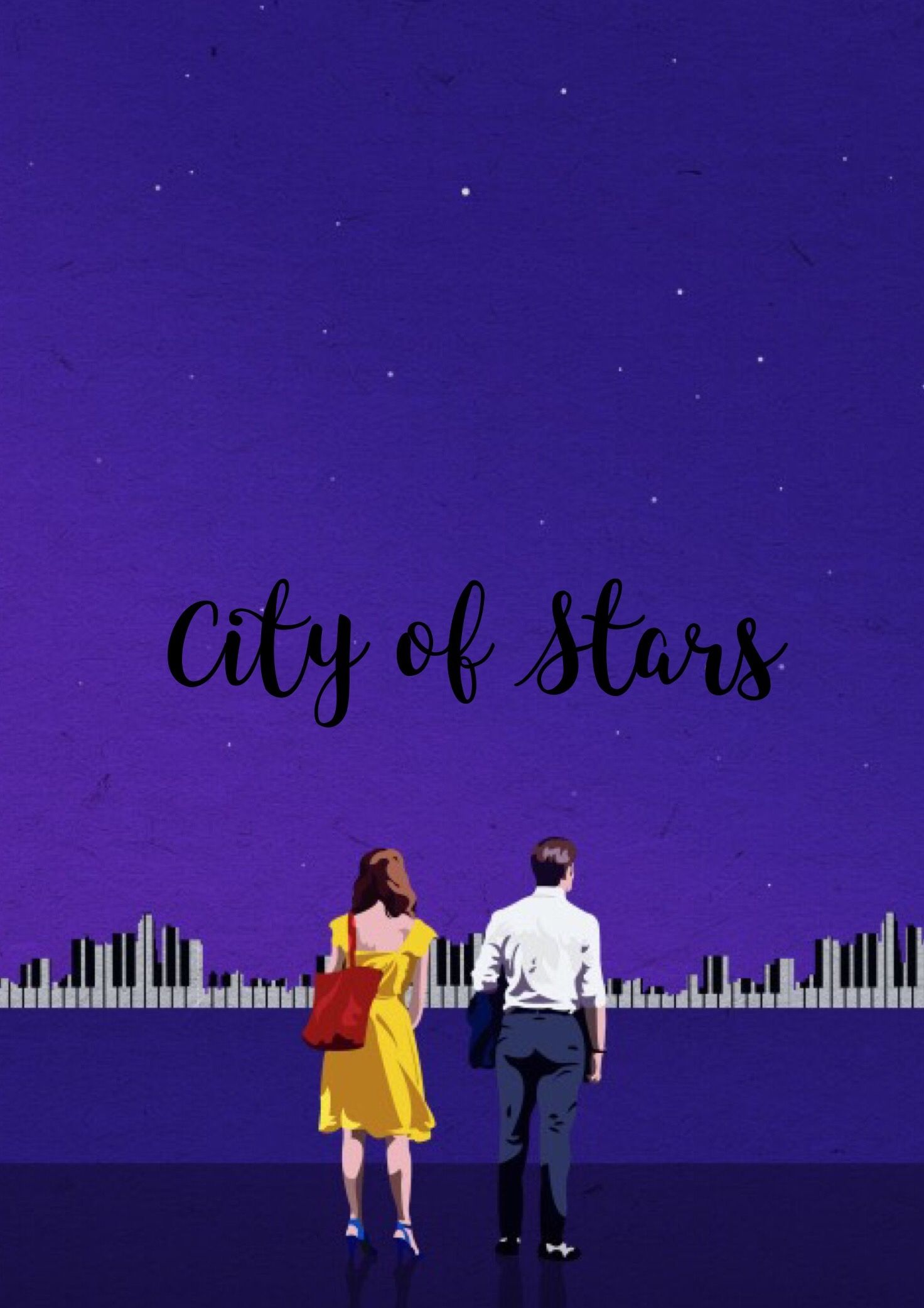 La La Land Wallpaper Back Ground For Iphone La La Land Movie