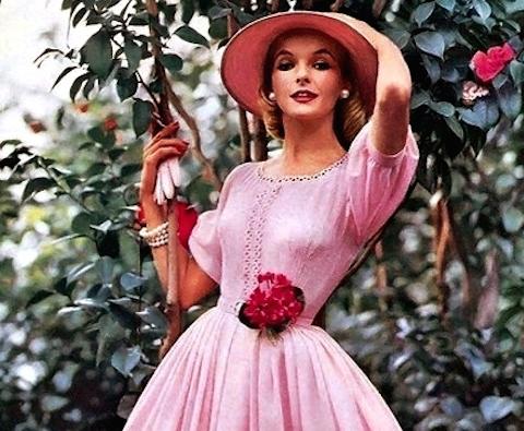 """Así es como el rosa se convirtió en un color """"de chicas"""""""