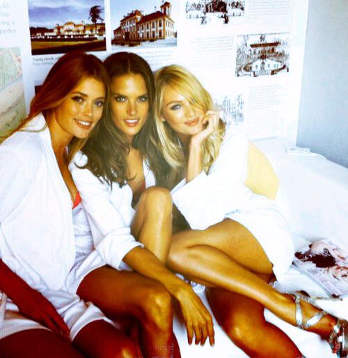 Danique  #victoria secret -  #make up -  #luxury  beauty  #waves