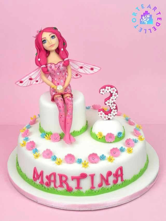 Mia And Me Cake Figure In 2019 Kindertorte Geburtstag Torte Und