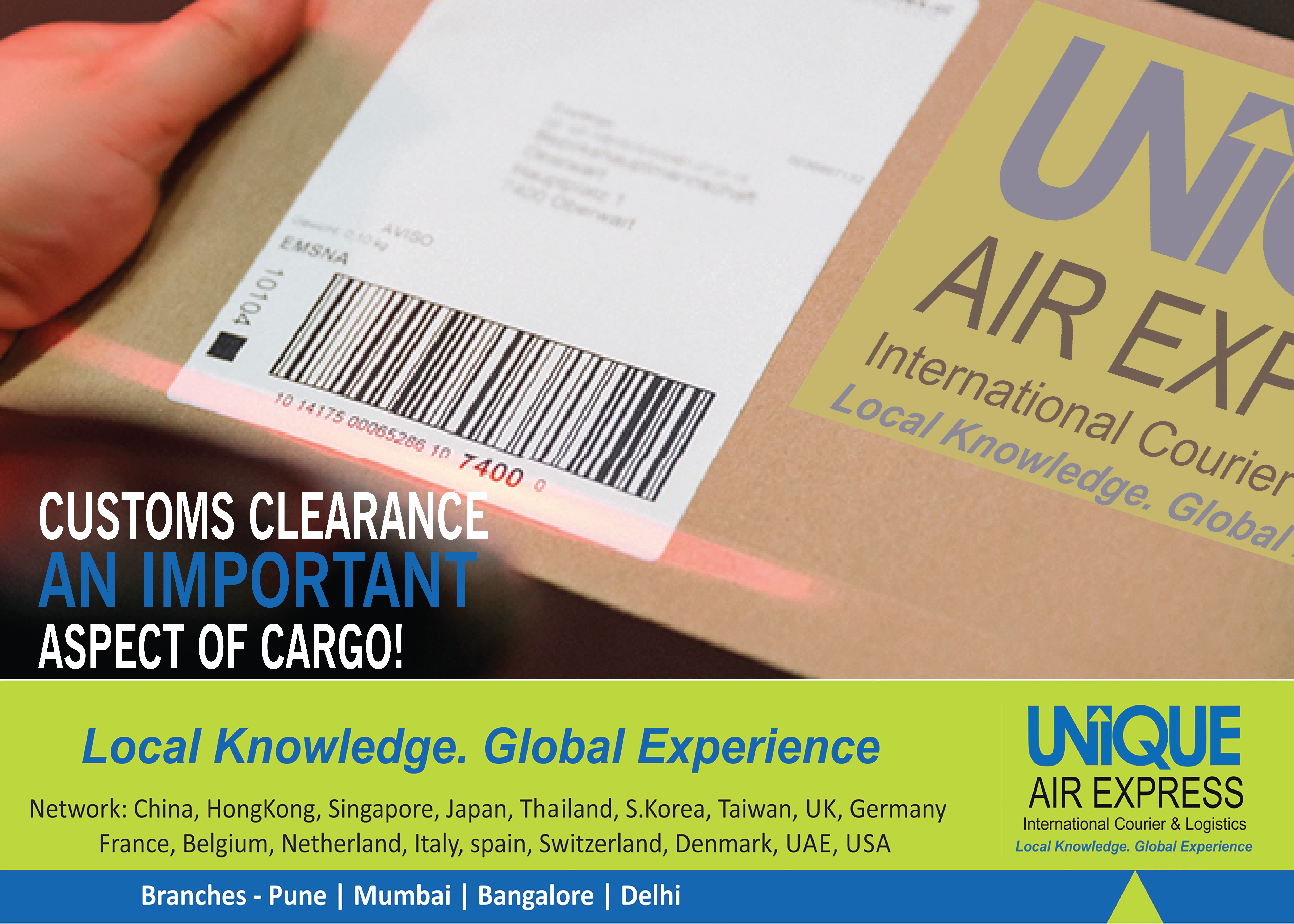 Custom_Clearance, An Important Aspect of Import Courier