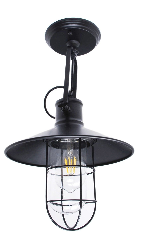 Kinkiet retro lampa sufitowa Loft Edison E27 | Lampy, Retro