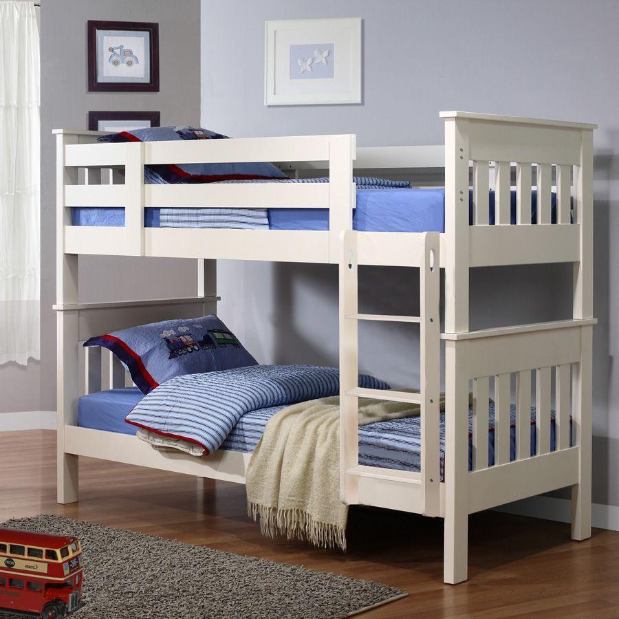 Loft bed with desk blue  Percy Bunk Bed  Alexus Room  Pinterest  Bunk bed Kids room paint