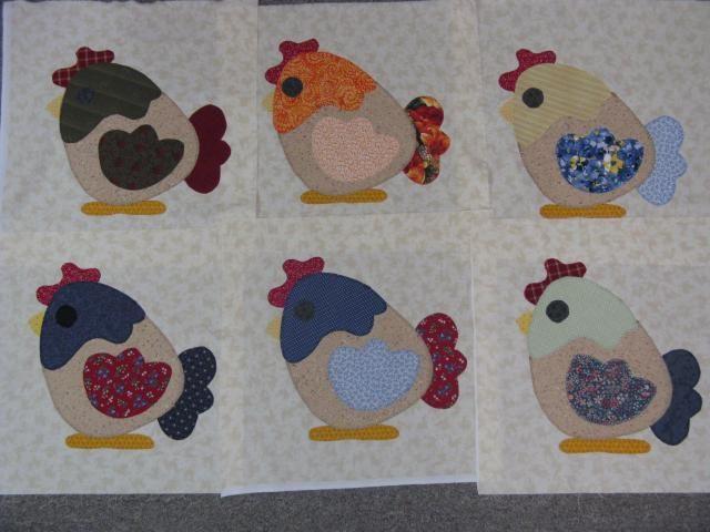 Chicken Quilt Block Swap---BLOCKS ARE IN THE MAIL!!! - Page 42 ... : chicken quilt block - Adamdwight.com
