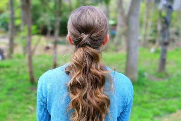 5 einfache frisuren für den schulanfang | frisuren, haar